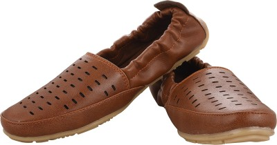 Kali Re1042Brown Loafers