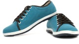 Terravulc Men Canvas Sneakers (Blue)
