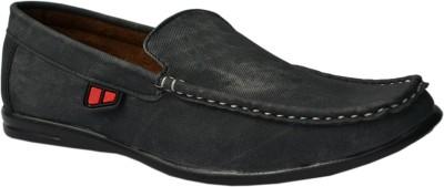 Molessi Denim Grey Loafers
