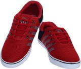 2Dost Canvas Shoes (Red)