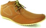 JK Port Men New High Casual shoe Party W...