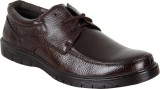 Numero Uno Lace-Up Shoes (Brown)