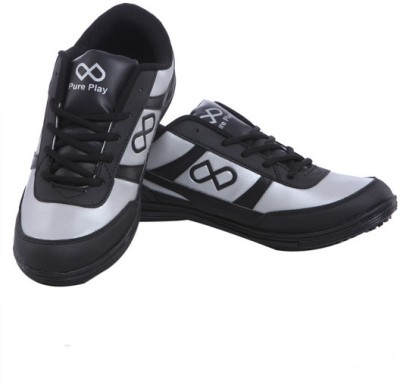 Pure Play PPGS-205-Black Casual Shoes