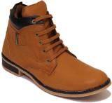 KIK Boots (Tan)