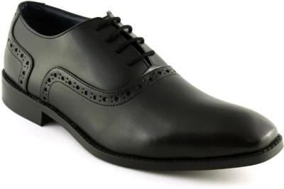 Devee UGO UBERTO Black Lace Up Shoes