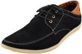Hot Man 2523 Casual Shoes (Black)