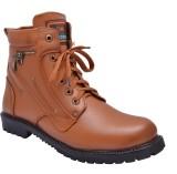 Elixir Man WildCat Officer Boots (Tan)