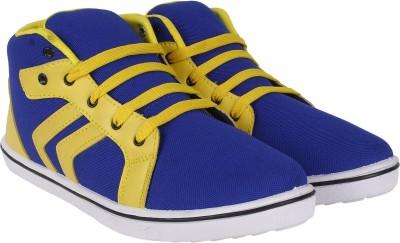 Vivaan Footwear Blue-115 Casual Shoes