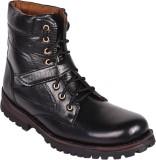 Affican high long Boots (Black)
