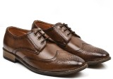 Rozo Oxford Lace Up (Brown)