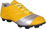 Hitmax Focus Yellow Football Shoes (Yell...