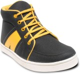 Donner Casual Shoes (Black)