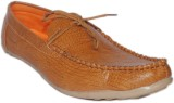 Image Party Wear, Loafers (Brown)