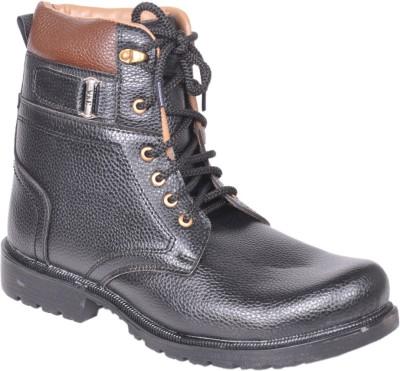 Azzaro Black Royal Step Boots