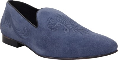 Hats Off Accessories Blue Loafers