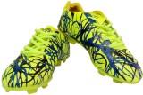 Aryans Zebra Football Shoes (Yellow)