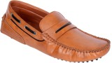 Kalzado Loafers (Tan)