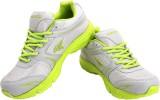 Mayor Strike Running Shoes (Grey, Green)