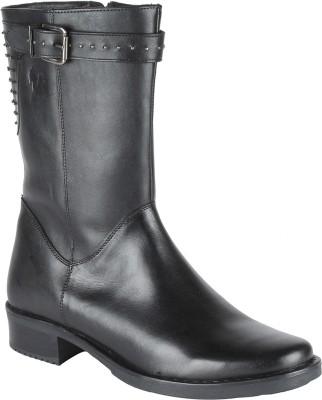 Salt N Pepper 14-527 Amonia Black Boots Boots