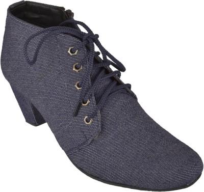 Exotique EL0054BL Boots(Blue)