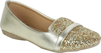 Remson India Loafers(Gold)