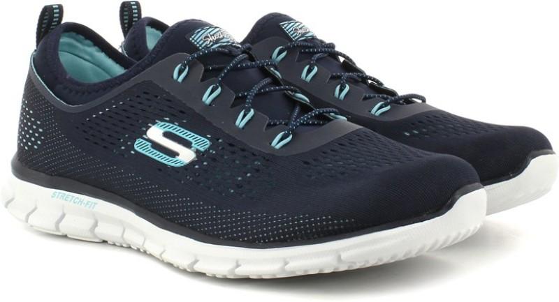 Skechers GLIDER Walking Shoes(Navy)