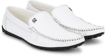 Jayn Martin Stitched Loafers