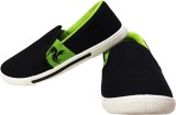 Fuoko DRAGON Loafers (Black, Green)