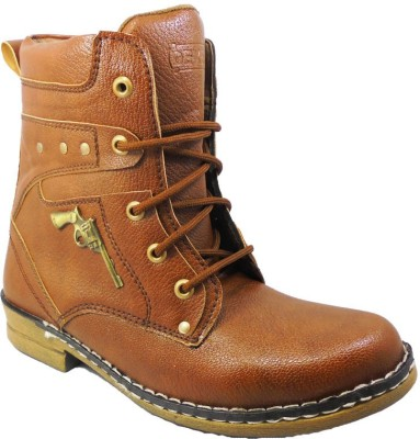 Hillsvog Boots