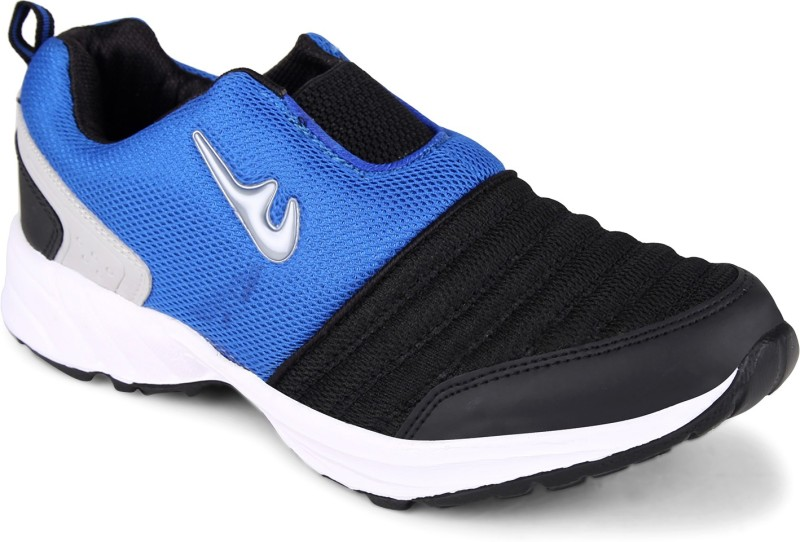 Rich-N-Topp Striker 03 Running Shoes(Blue, Black)