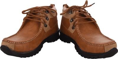 Kali Re1035Light& Brown Boots