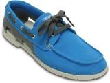 Crocs Boat Shoes (Blue)