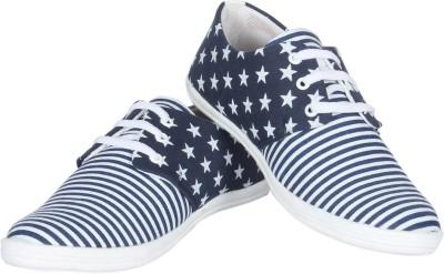 Zezile Navy Sneakers