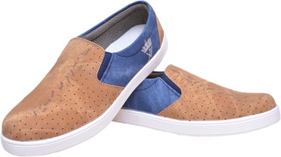 JOHNNY VIMS Canvas Shoes