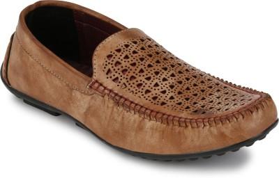 Brown Sugar Loafers