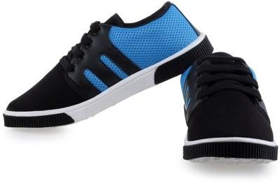 Earton Black & Blue-347 Casual Shoes