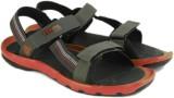 Adidas Men NGTMET/BLACK/SILVMT Sandals