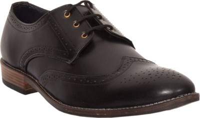 Limerence Brogue Lace Up