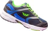 W-Liberty Walking Shoes (Navy, Green)