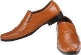 Exotique Formal Shoe Slip On (Tan)