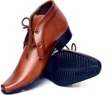 Turinbox Daisy Lace Up (Brown)