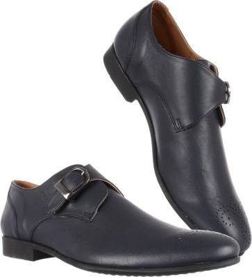 Moladz Aroma Monk Strap Shoes