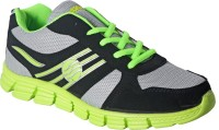 Action Shoes Sports Shoes for Men(Black, Green) best price on Flipkart @ Rs. 699
