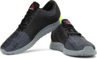 Reebok Zquick City Running Shoes(Grey, Black)