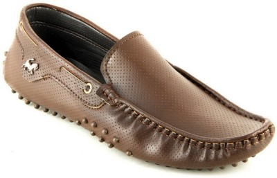 Faces By Devils Tavish Brown Loafers