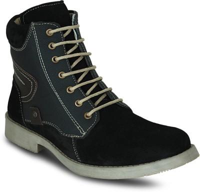 Get Glamr DESIGNER LACE UPS Boots