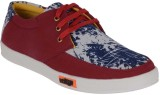 ShoeAdda Casuals (Red)