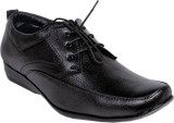 skyler Lace Up Shoes (Black)