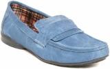 Zapatoz zapatoz mens classic blue loafer...