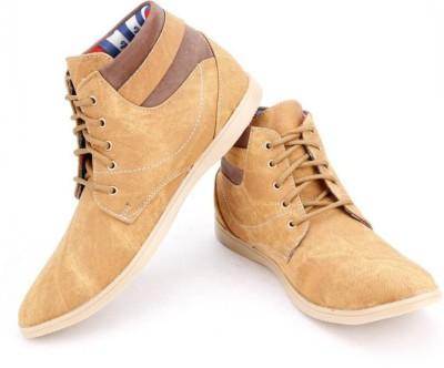 True Soles Boots(Tan)